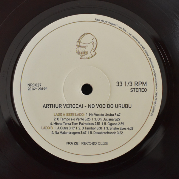 Arthur Verocai - No Voo Do Urubu