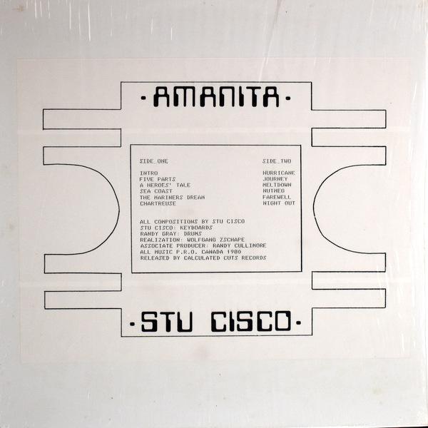 Stu Cisco - Amanita