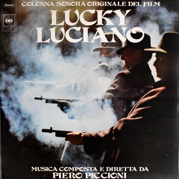 Piero Piccioni - Lucky Luciano (Bande Originale Du Film)