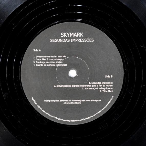 Skymark - Segundas Impressoes