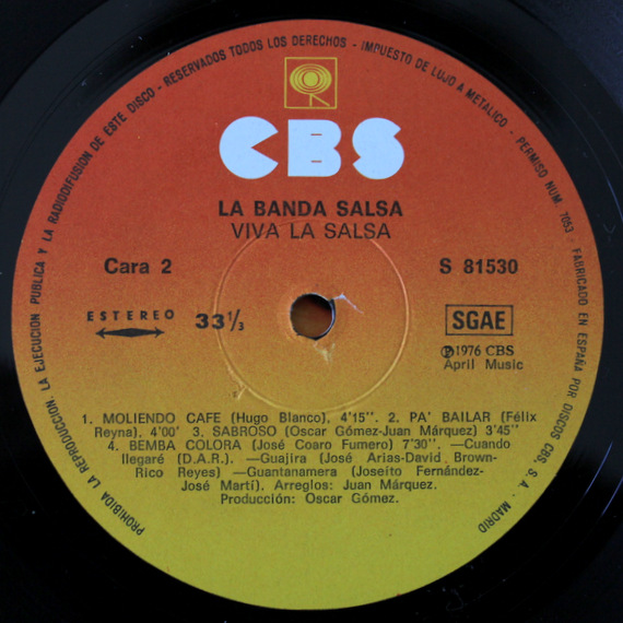 La Banda Salsa - Viva La Salsa