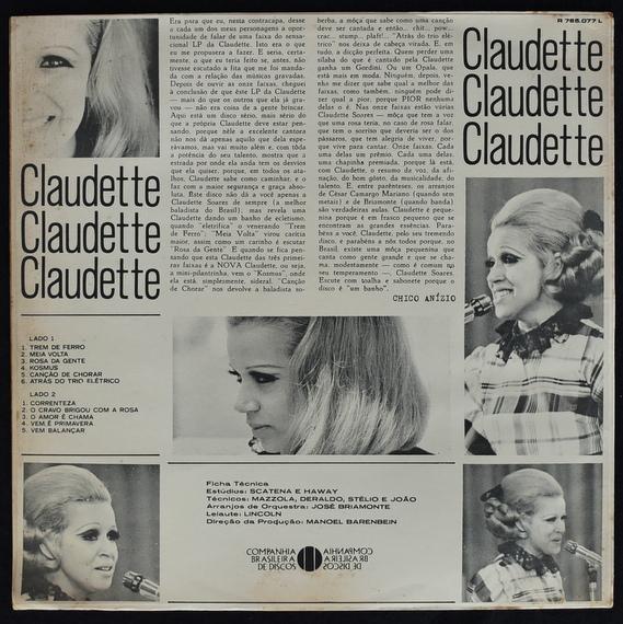 Claudette Soares - Claudette