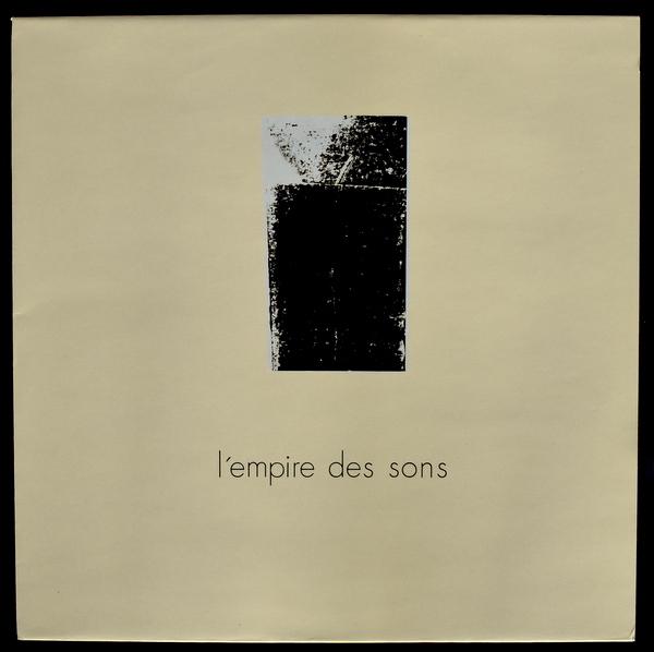 L'Empire Des Sons - L'Empire Des Sons