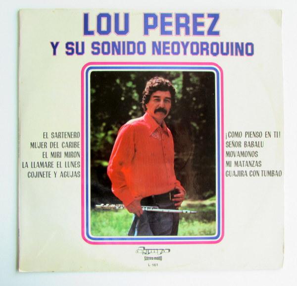 Lou Perez - Y Su Sonido Neoyorquino