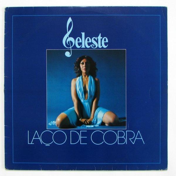 "Celeste - Laco De Cobra Djavan "" Samba Dobrado "" 収録"
