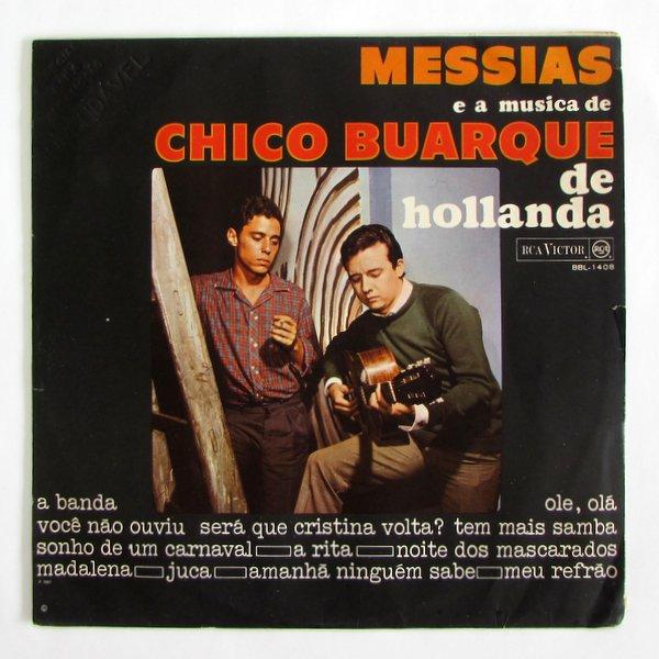 Chico Buarque - Messias E A Musica De Chico Buarque De Hollanda