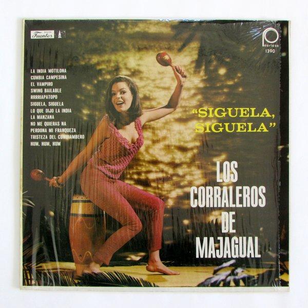 Los Corraleros De Majagual - Siguela Siguela