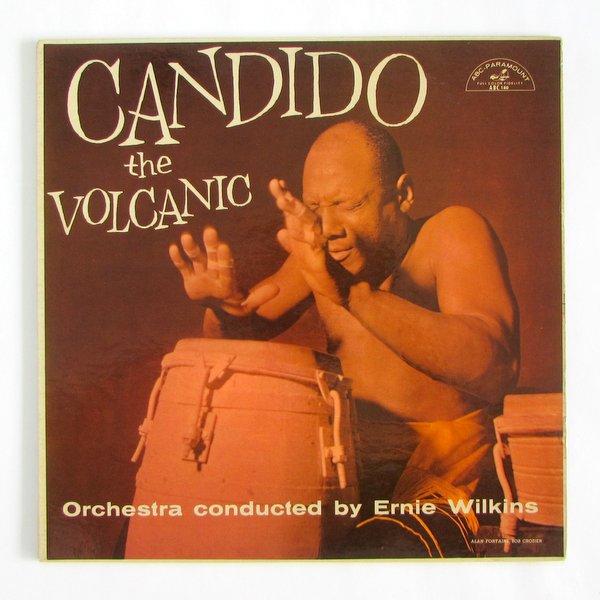 Candido - Candido The Volcanic