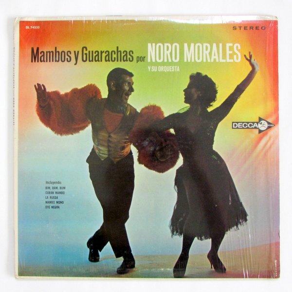 Noro Morales - Mambos Y Guarachas