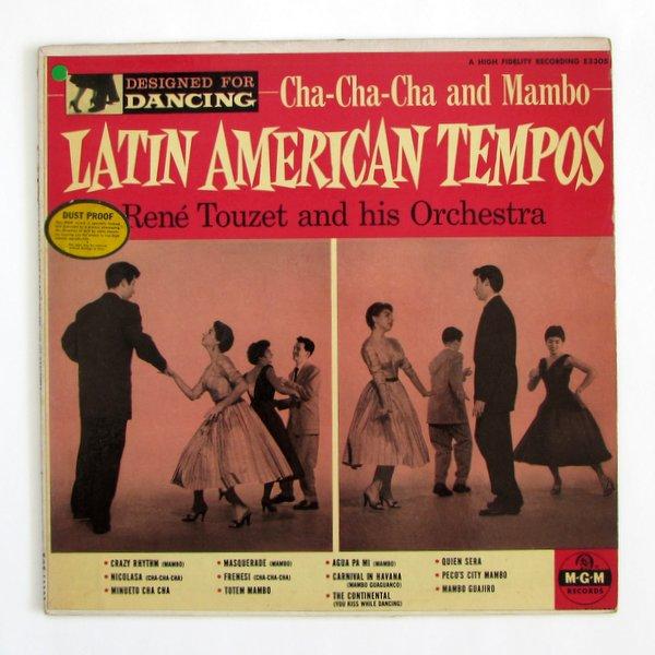 Rene Touzet And His Orchestra - Latin American Tempos