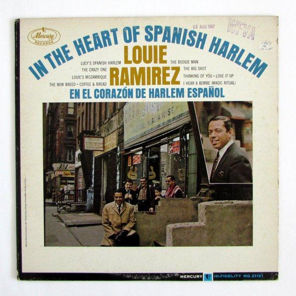 Louie Ramirez - In The Heart Of Spanish Harlem