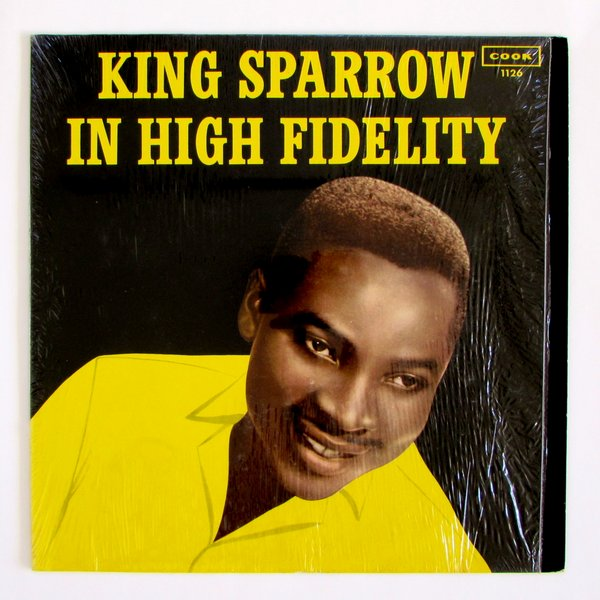 King Sparrow - In High Fidelity