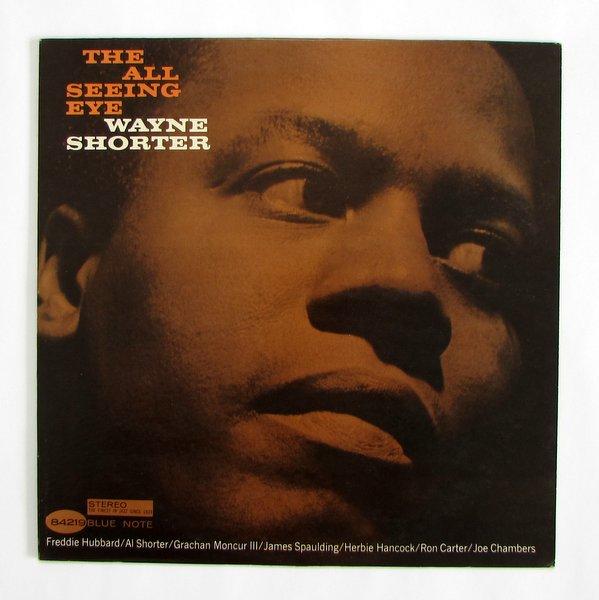 Wayne Shorter - The All Seeing Eye
