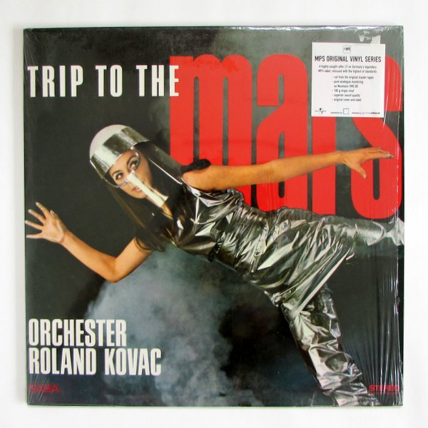 Orchester Roland Kovac - Trip To The Mars