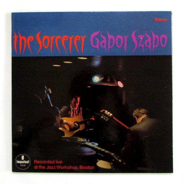 Gabor Szabo - The Sorcerer