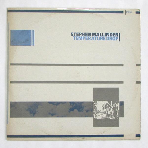 Stephen Mallinder - Temperature Drop / Cool Down