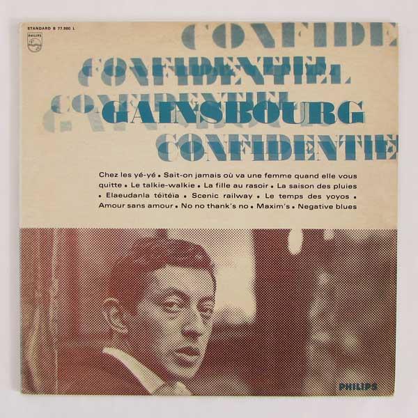 Gainsbourg - Confidentiel