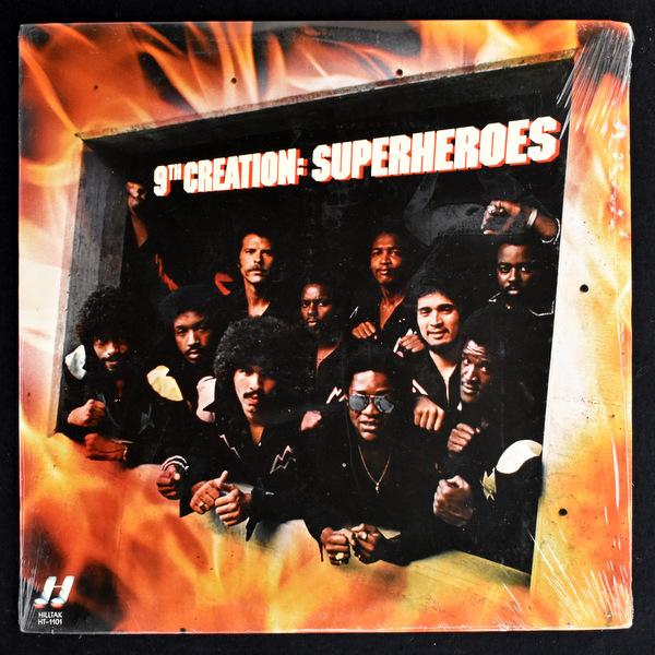 9th Creation - Superheroes