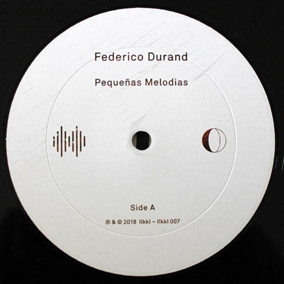 Federico Durand - Pequenas Melodias