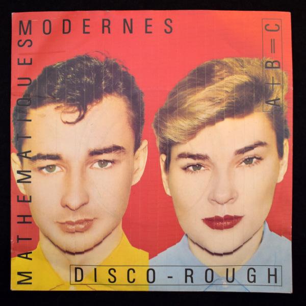Mathematiques Modernes - Disco Rough