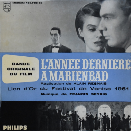 Francis Seyrig - L'Annee Derniere A Marienbad
