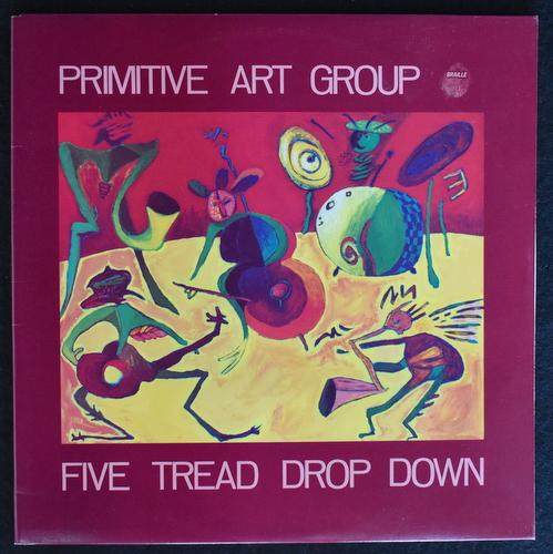 Primitive Art Group - Five Tread Drop Down