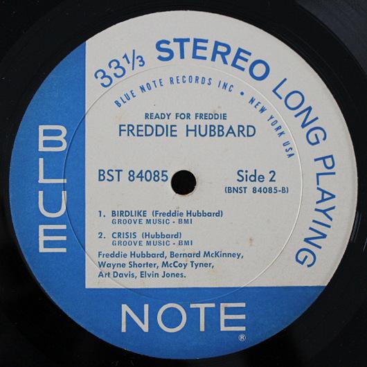 Freddie Hubbard  - Ready For Freddie