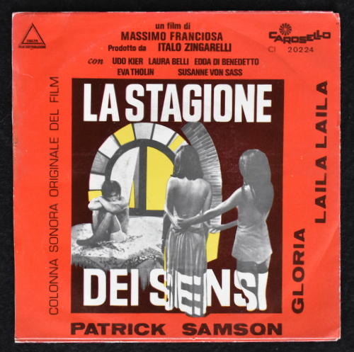 Patrick Samson - Gloria / Laila Laila