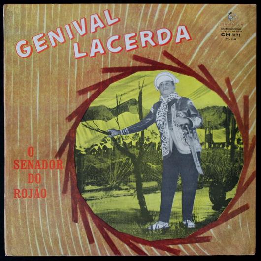Genival Lacerda - O Senador Do Rojao
