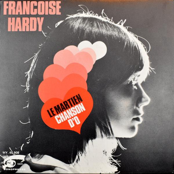 Francoise Hardy - Le Martien