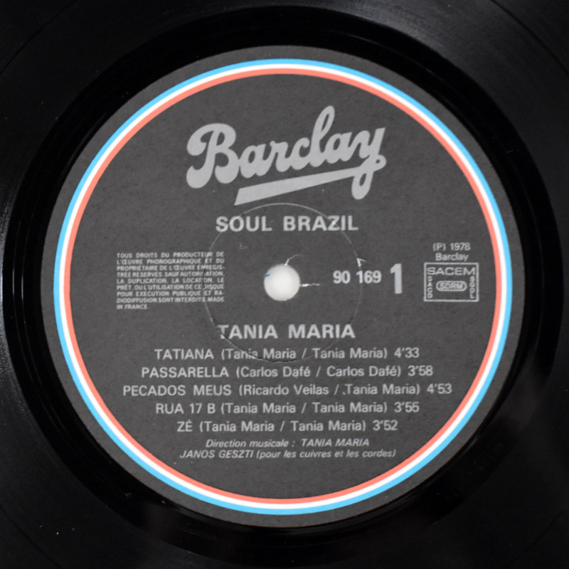 Tania Maria - Brazil With My Soul