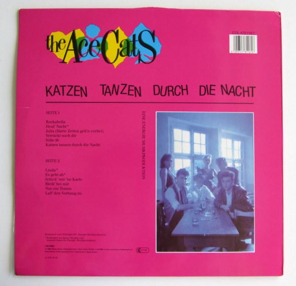 Ace Cats (The) - Katzen Tanzen Durch Die Nacht