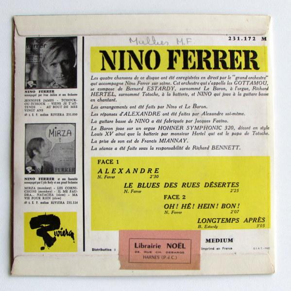 Nino Ferrer - Alexandre