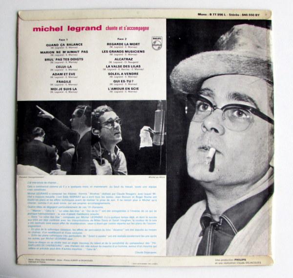 Michel Legrand - Chante Et S'accompagne