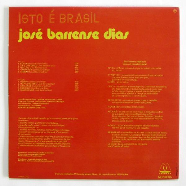 Jose Barrense Dias - Isto E Brazil