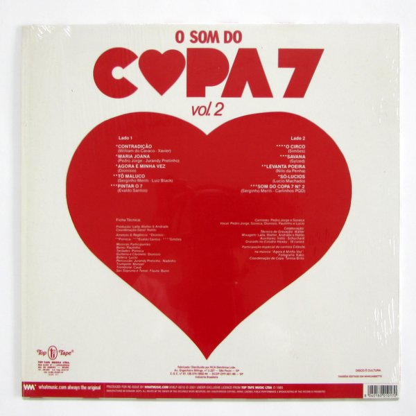 Copa 7 - O Som Do Copa 7 Vol.2