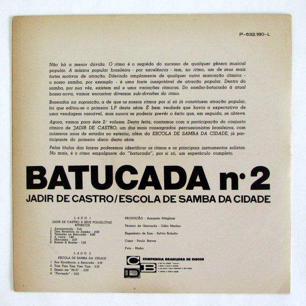 Jadir De Castro - Batucada No.2