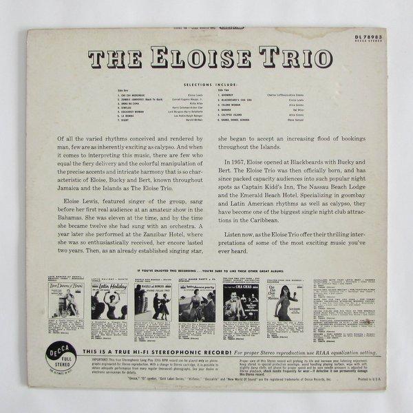 Eloise Trio (The) - S/T