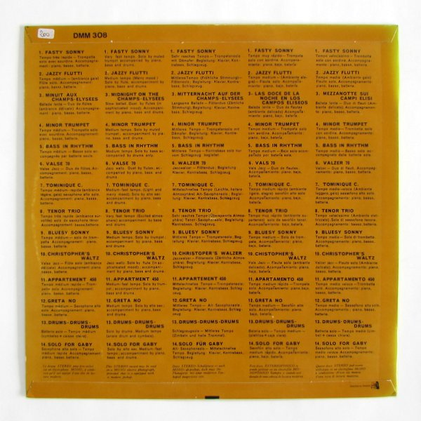 Henri Renaud Et Son Quartette - Dance And Mood Music Vol.8