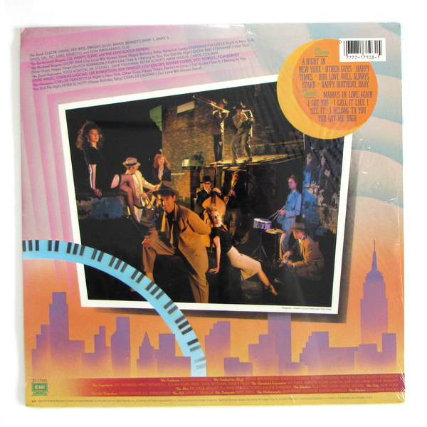 Elbow Bones And The Racketeers  – New York At Dawn