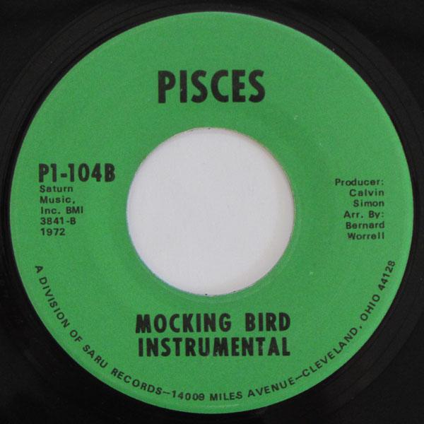 The Ba-Roz - Mocking Bird / (inst.)