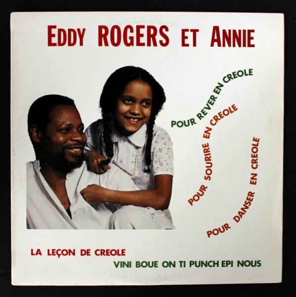 Eddy Rogers Et Annie - La Lecon Creole