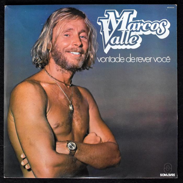 Marcos Valle - Vontade De Rever Voce