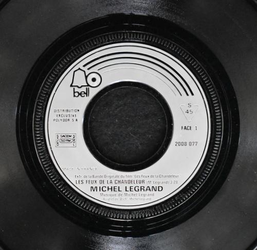 Michel Legrand - Les Feux De La Chandeleur / Black Fire Dream