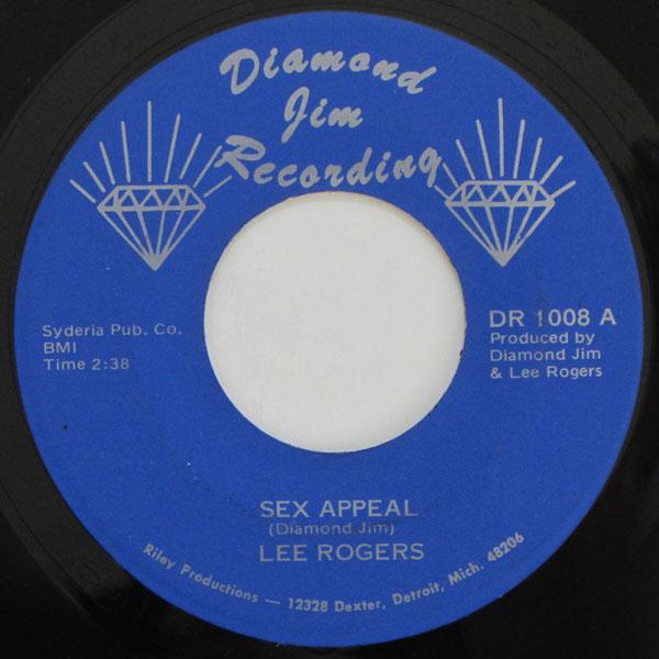 Lee Rogers - Sex Appeal / Togetherness