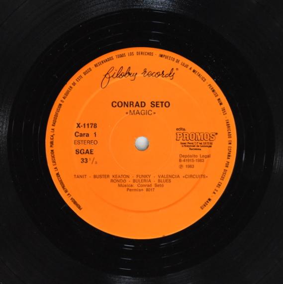 Conrad Seto - Magic