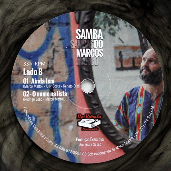 Marco Mattoli - Samba Do Marcos