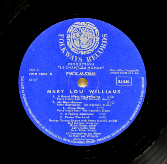 Mary Lou Williams - Mary Lou Williams