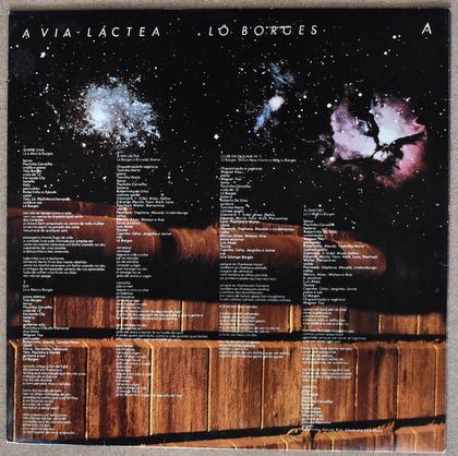 Lo Borges - A Via-Lactea
