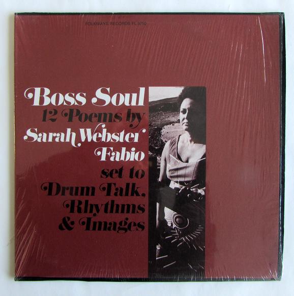 Sarah Webster Fabio - Boss Soul